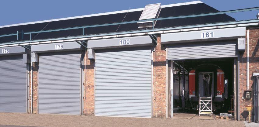 BF-Torsyteme: Wir liefern Industrietore in der Region Tübingen, Herrenberg, Pfullingen